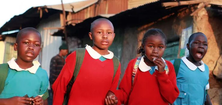 How partnerships enriched the learning for Nairobi slum children