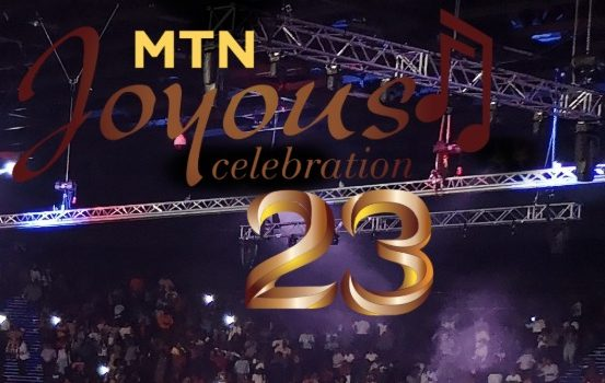 Check Joyous Celebration 23 (2019) Song List
