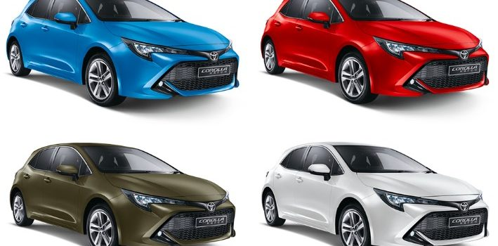 Toyota Corolla Hatchback 2019 price South Africa